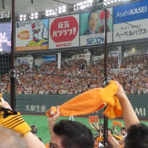 【本拠地最終】巨人 vs 横浜