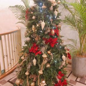 クリスマスにホテルでにっくき敵と過ごした件