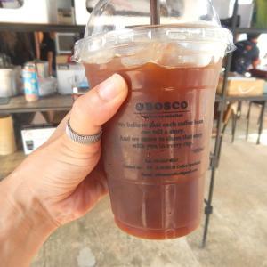 ふらっと立ち寄ったコーヒー屋は、地元チェンマイの社会貢献活動に精力的な素晴らしいお店でした!
