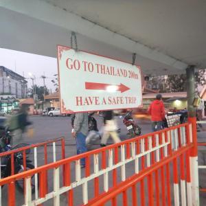 シェムリアップ⇔バンコクの長距離バス移動はアリかナシか?