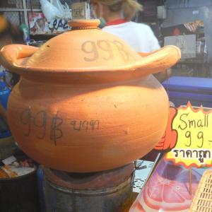 フアヒン滞在中は朝も夜もBaan Khun Por Food Marketに入り浸り!?