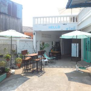 予約サイトで軒並み高得点のHello Hostel Pakchong