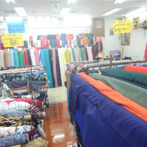 パフラット散策① 寺院が閉まっていたのでIndia Emporiumでまずは布を買った話