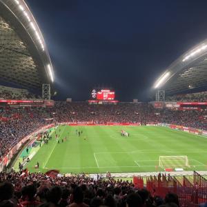 第2節vs浦和レッズ戦レポ I was there.