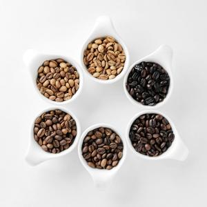 【コーヒー】コーヒー豆をロースト(焙煎度)から選ぶ