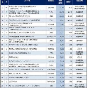 【悲報】eMAXIS Slim米国株式(S&P500)投信ランキング16位
