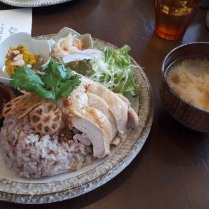日替り定食@南方カフェ