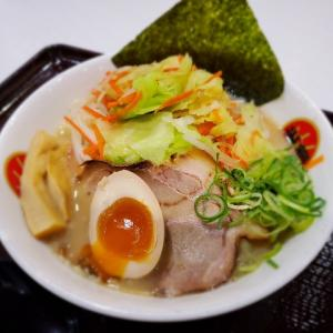 野菜ラーメン@光麺