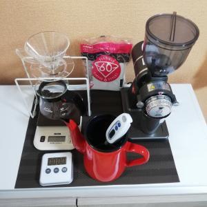コーヒーの風味を安定させたいならコーヒー器具を揃えることは重要 ~Indoの使用しているおすすめのコーヒー器具一覧~