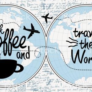 コーヒーを趣味にすると旅がもっと楽しくなる