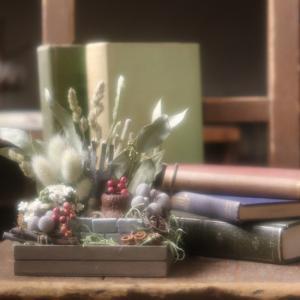 花雑貨のお話しと8月の営業日