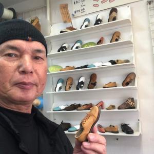 靴屋のヒロさんの子供たちをご紹介します-手作りの「まめ靴」