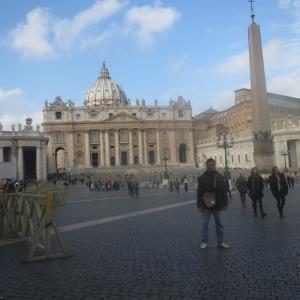 Piazza San Pietro、Piazza Navona