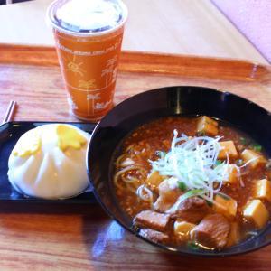 チャイナボイジャーおすすめメニュー【豚角煮とマーボー豆腐のあんかけ麺】を食レポ