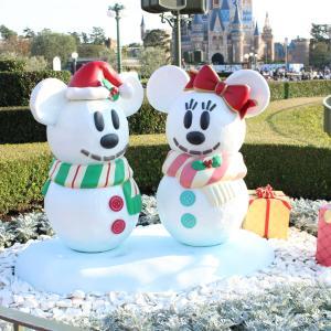 【クリスマスディズニー2019】パークレポ!限定メニューやキャラグリで癒やされる