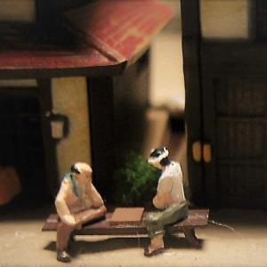 【鉄道模型】昭和30年代の情景