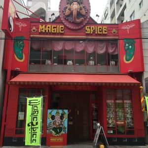 悶絶の辛さ スープカレーの元祖 名古屋市中区大須 マジックスパイス