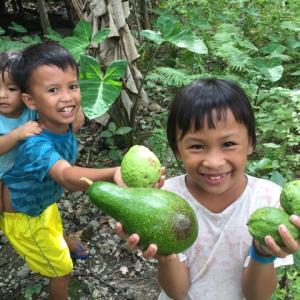 フィリピン山奥での生活