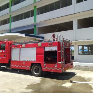 フィリピンで建設 (消防署認可省:ファイアーパーミット)