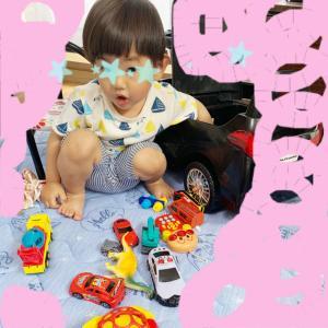 1歳9ヶ月★グズグズの生活リズム…と、お詫び。゚(゚´ω`゚)゚。