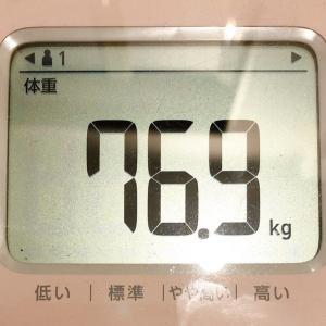 二度見した体重計&仕事納め٩(>ω<*)و