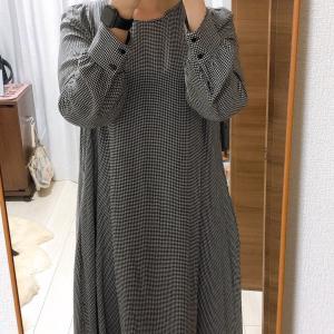 ヒップ110cm、BMI26.5でも余裕で着られるZARAワンピ♡