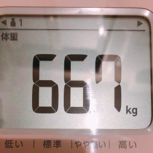 月内最小値更新(`•∀•´)✧