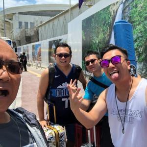 2019沖縄遠征Part3 沖縄へ 香港フィッシング