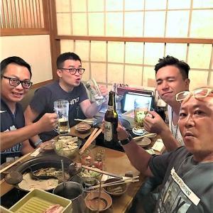ウエルカムパーティ 2019沖縄遠征Part3 香港フィッシング