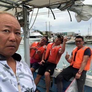 リーフゲームで爆釣! 2019沖縄遠征Part3 香港フィッシング