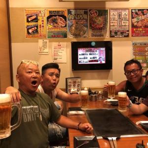 エンディングパーティーは! 2019沖縄遠征Part3 香港フィッシング