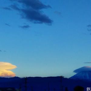 2019.11.18 富士山傘雲