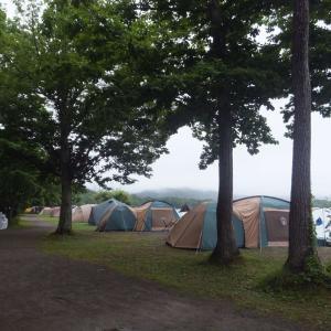 和琴半島キャンプ場