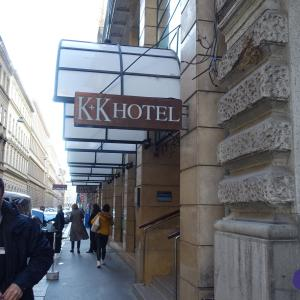 オペラ座で観劇するために超便利なホテル(のはずだった)。K+K Hotel Opera