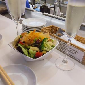 夏メニュー色々食べて来た~♪阪急三番街「コウハク」