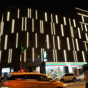 台北で1泊。早朝出発でも楽々‼駅近「城市商旅北門館」