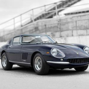 フェラーリ 275 GTB/4 スカリエッティ 1967
