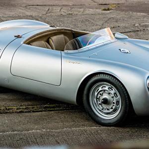 ポルシェ 550 RS スパイダー 1956