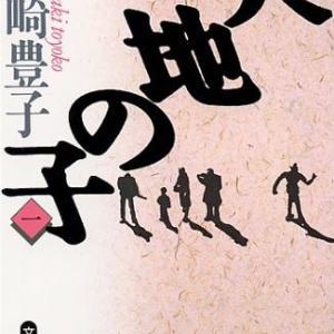 【感想】山崎豊子「大地の子」-中国残留孤児という戦争の被害者-