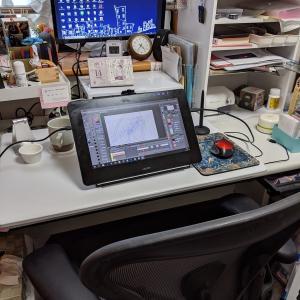 私の作業環境