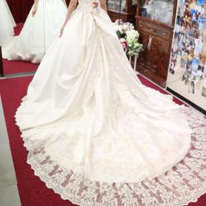 【オーダードレス】アトリエアンでのウェディングドレス着レポ   オペラ, ピアニッシモ