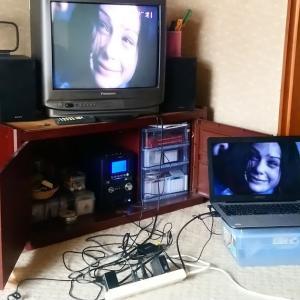 テレビを買いました。