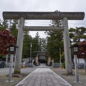 飛騨総社(高山市神田町)