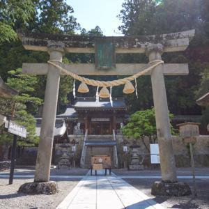 櫻山八幡宮(高山市桜町)