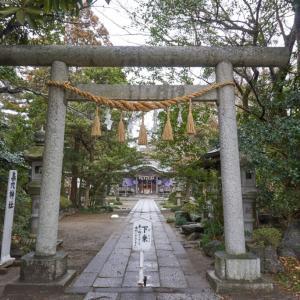 島穴神社(市原市島野)