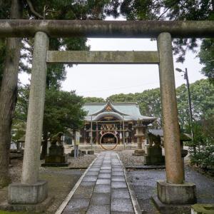 姉埼神社(市原市姉崎)