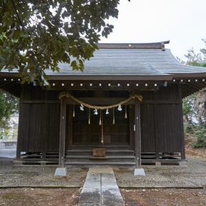 前廣神社(市原市西広)