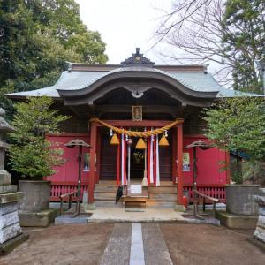 戸隠神社(市原市惣社)