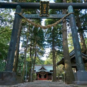 飽富神社(袖ケ浦市飯富)
