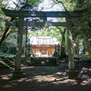 三之宮神社(睦沢町北山田)